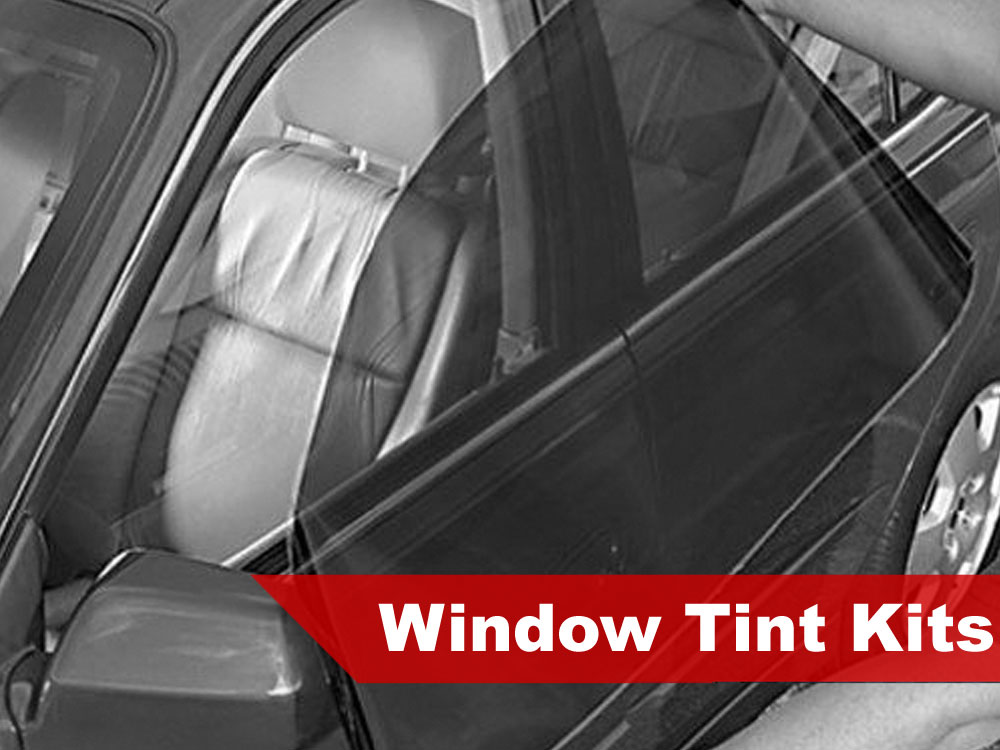 1992 Mercedes 400SE Window Tint