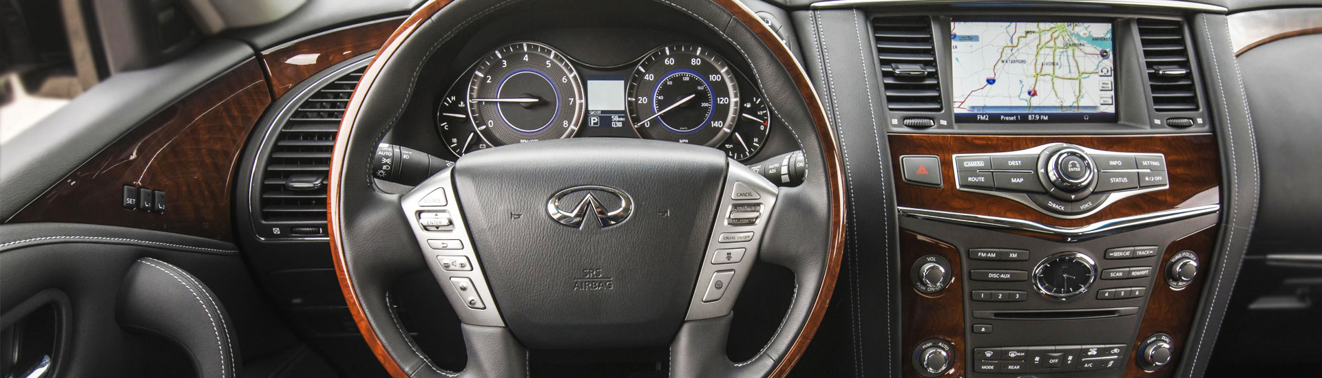 1998 Infiniti Q45 Custom Dash Kits
