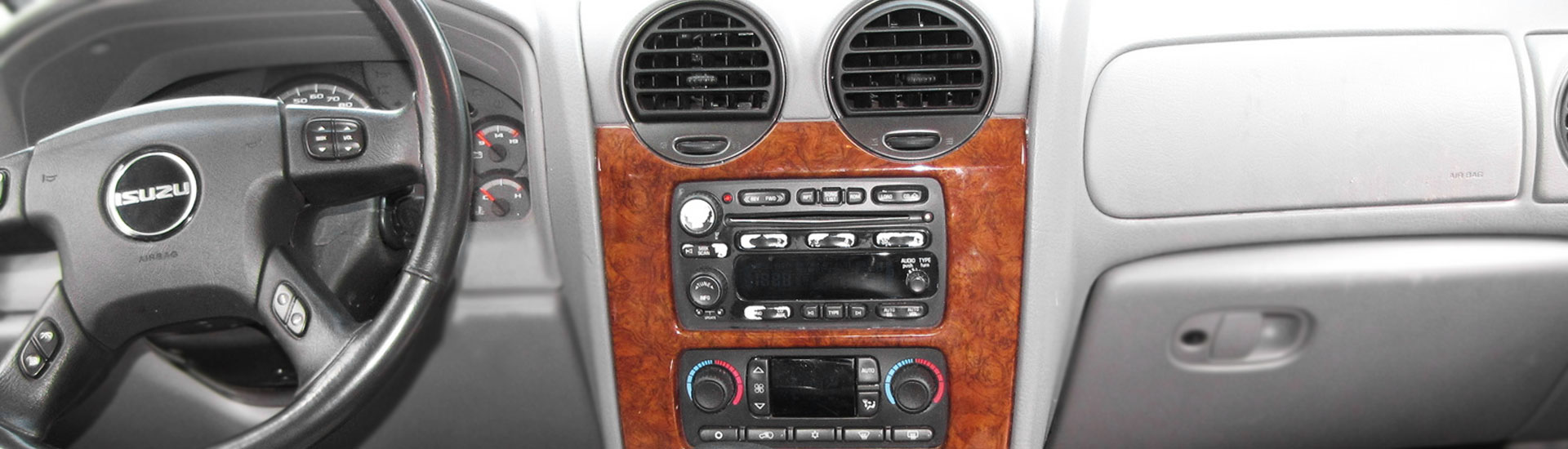 1992 Isuzu Impulse Custom Dash Kits