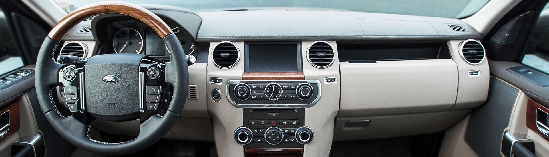 2004 Land Rover Range Rover Custom Dash Kits