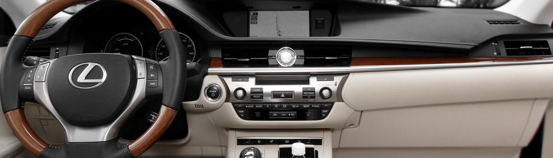 2013 Lexus GS Custom Dash Kits