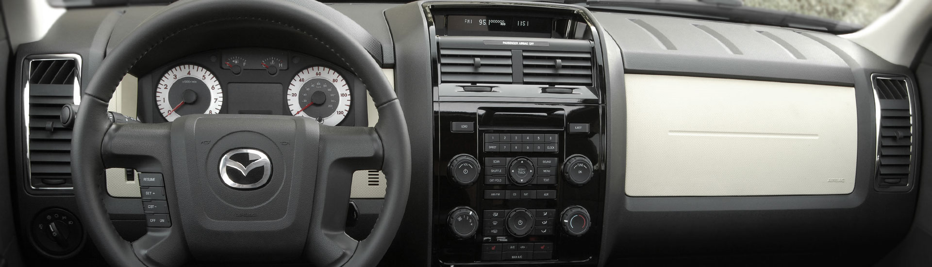 Mazda Tribute Custom Dash Kits