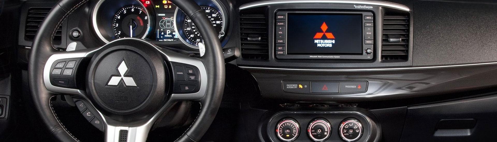 Mitsubishi Lancer Dash Kits Custom Mitsubishi Lancer