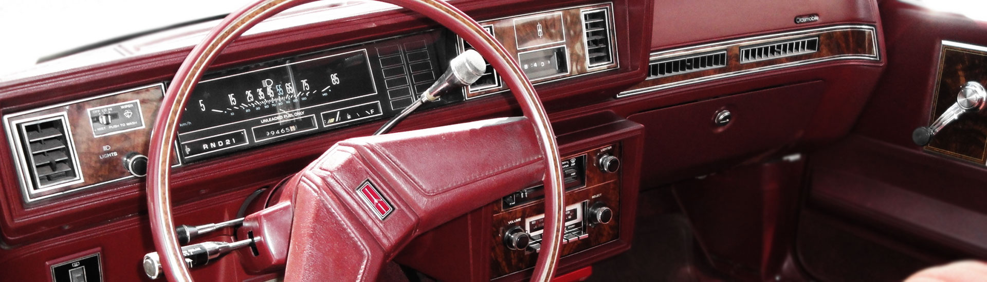 Oldsmobile Cutlass Supreme Custom Dash Kits