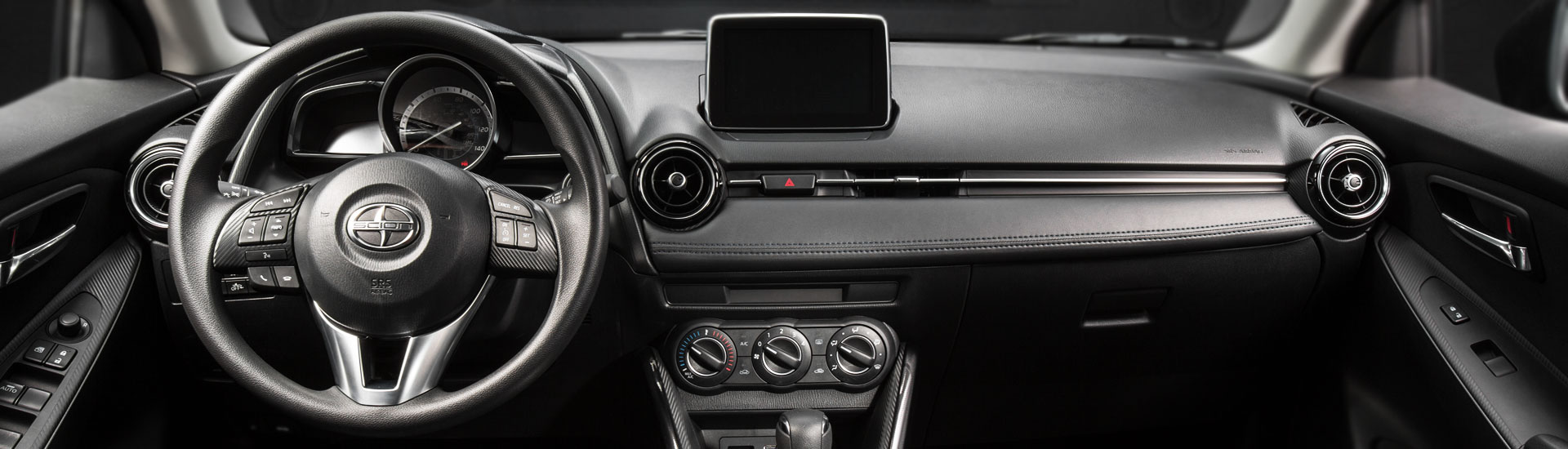 Scion iA Custom Dash Kits