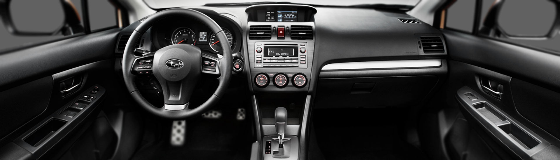 2013 Subaru Legacy Custom Dash Kits