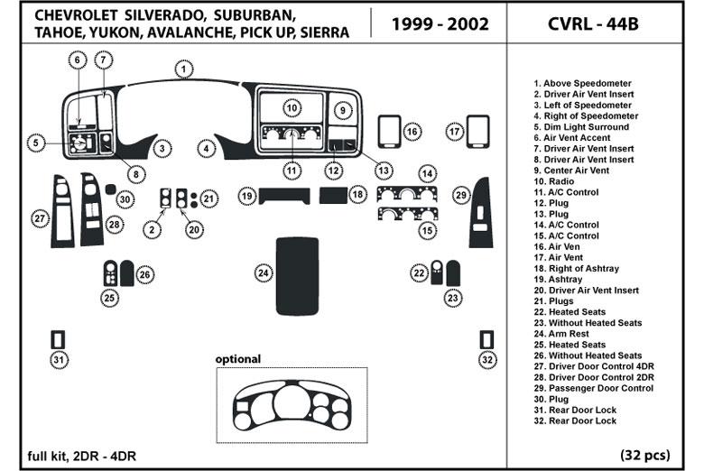 Dl Auto U00ae Gmc Sierra 1999