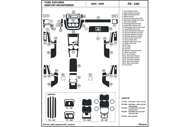 Bentley Continental Vacuum Diagram likewise Diagram Of How A 1992 Land Rover Range Rover Transmission Is Removed also 2002 Mercury Mountaineer Dash Owners Manual likewise Free Download Parts Manuals 1999 Mercury Mountaineer Parking System also  on 2005 aston martin db9 fuse box location