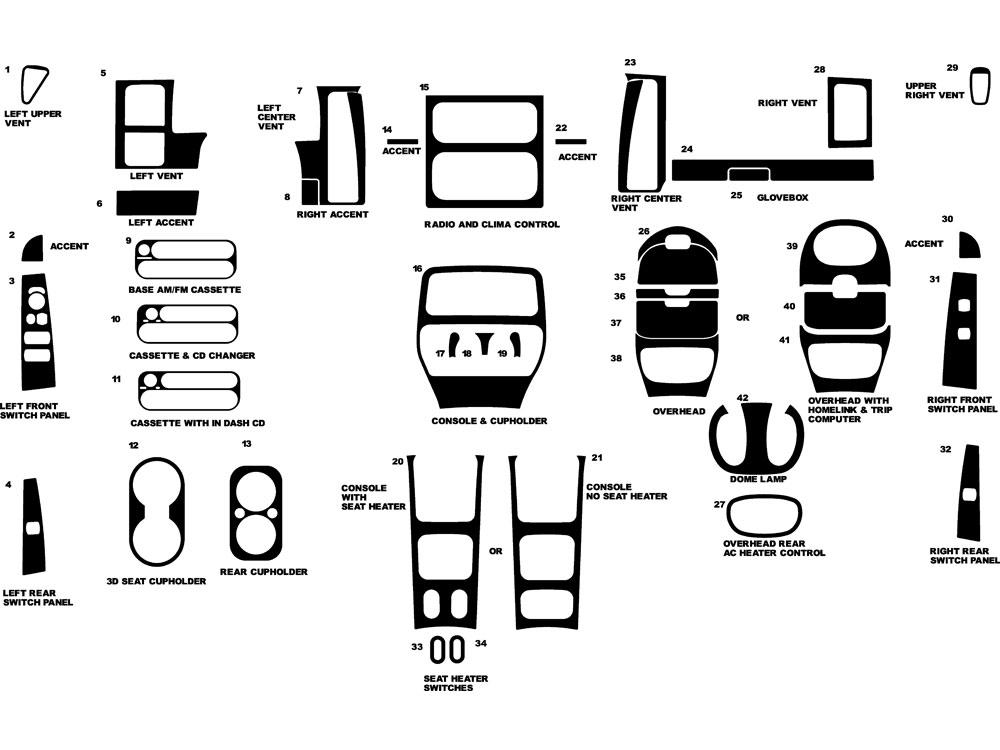 2001 Dodge Durango Slt Radio Wiring Diagram