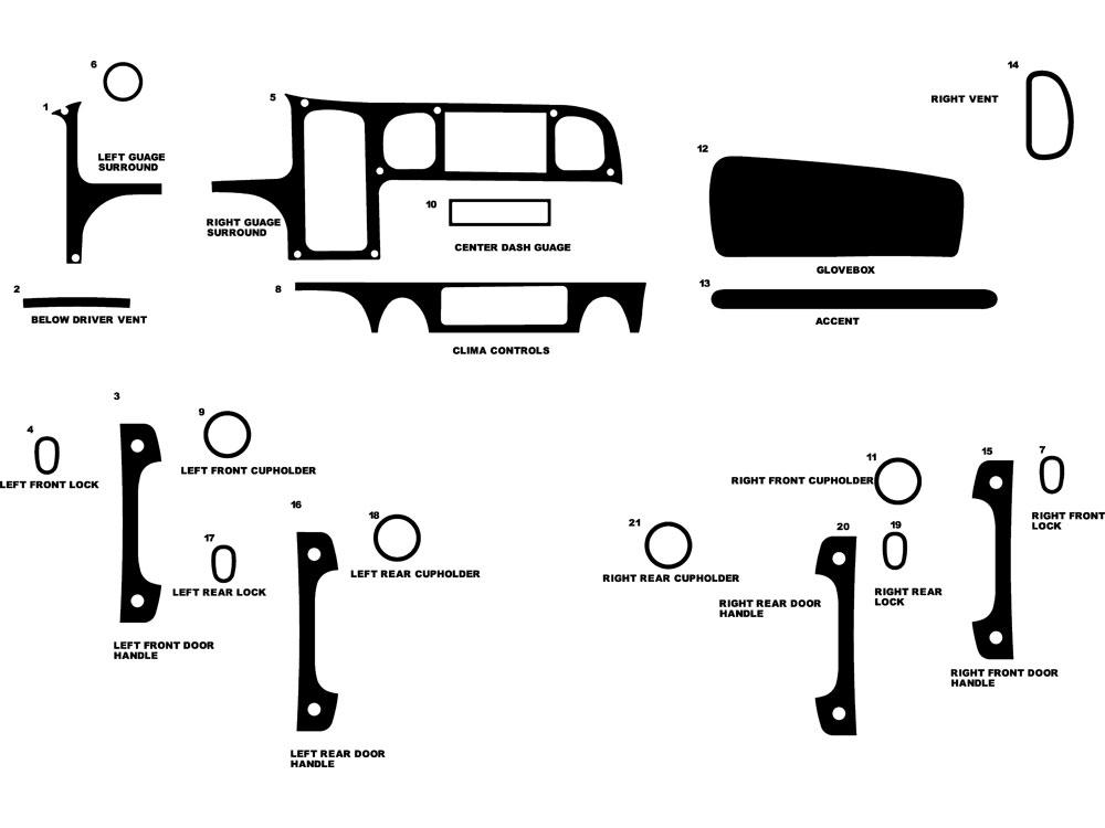 2002 freightliner m2 dash kits custom 2002 freightliner. Black Bedroom Furniture Sets. Home Design Ideas