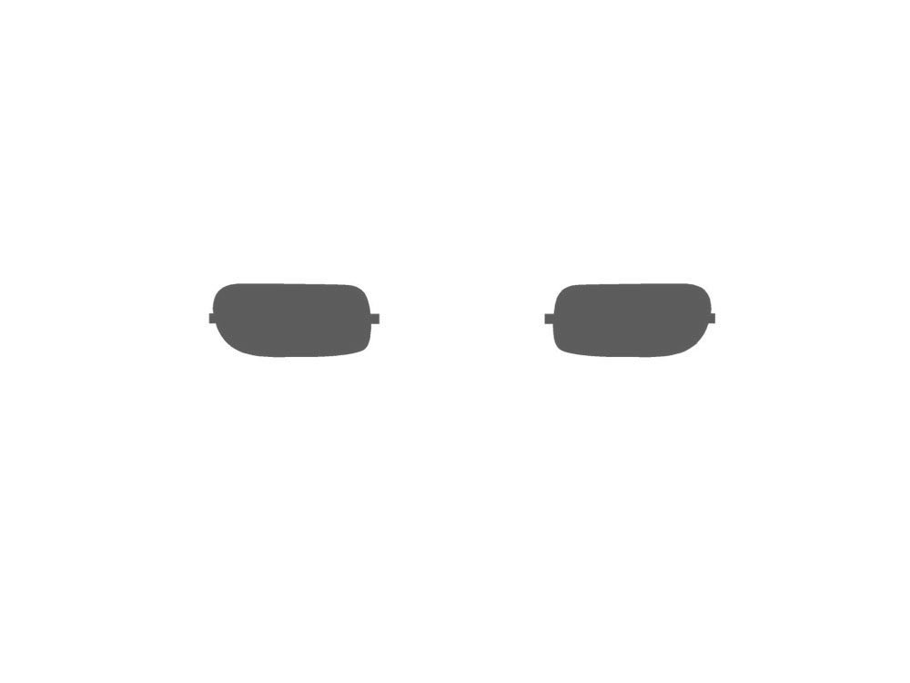 Jeep Grand Cherokee 1999-2003 Fog Light Protection Covers Diagram