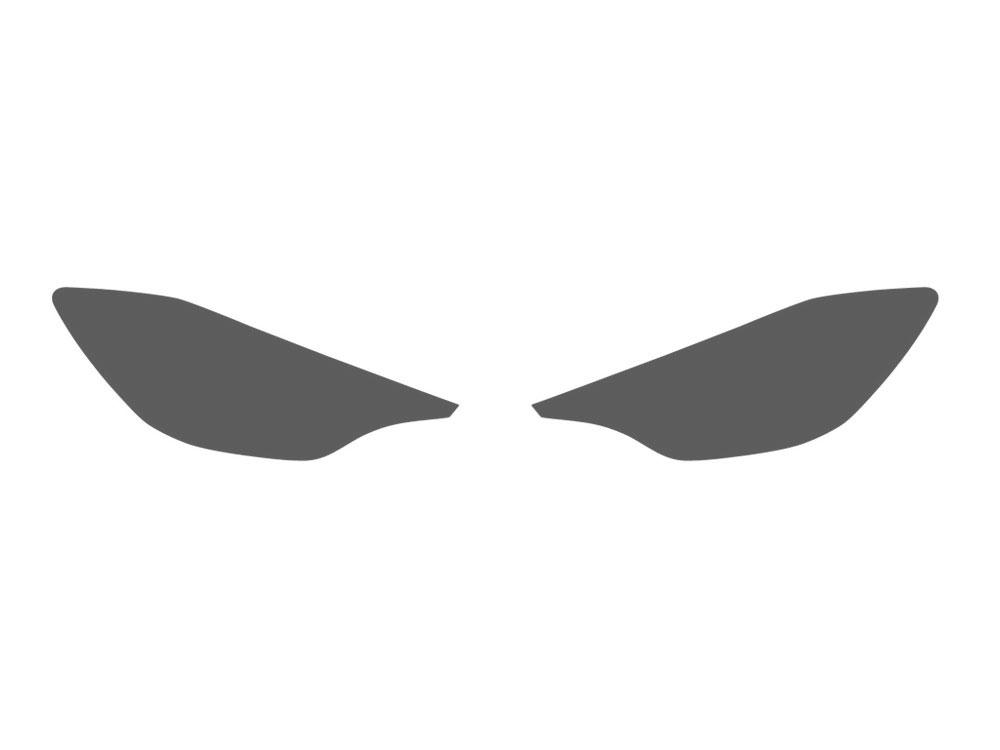 rshield scion ia 2016 2016 headlight protection kits. Black Bedroom Furniture Sets. Home Design Ideas