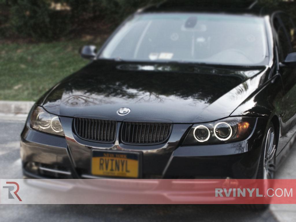 Bmw 328i 2008 >> Rtint™ BMW 3-Series Sedan / Wagon 2006-2011 Headlight Tint | Film