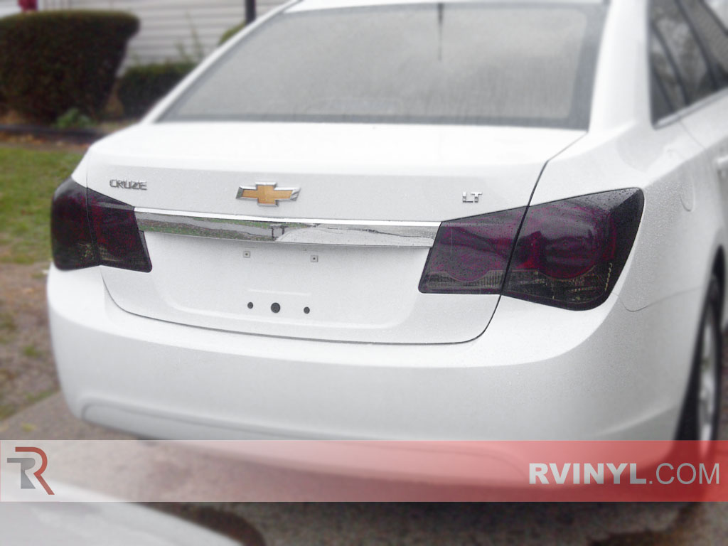 Rtint 174 Chevrolet Cruze 2011 2015 Tail Light Tint Film