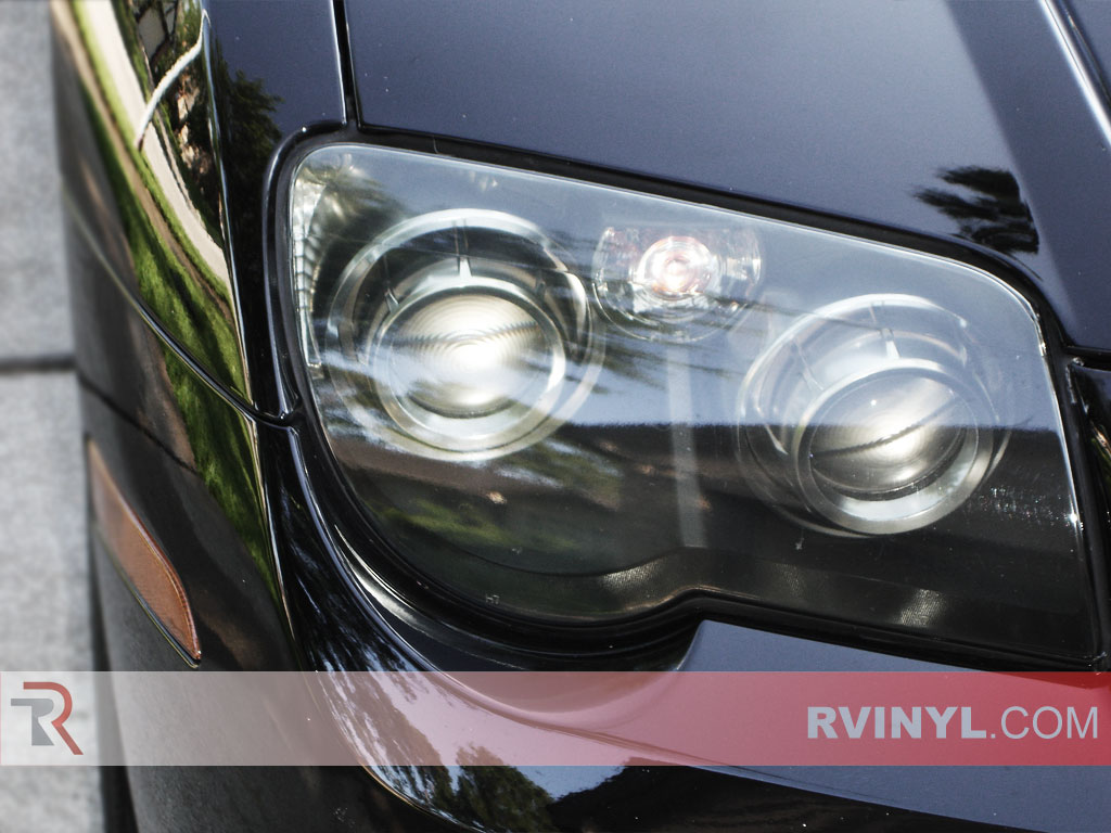 Rtint Chrysler Crossfire 2004 2008 Headlight Tint Film