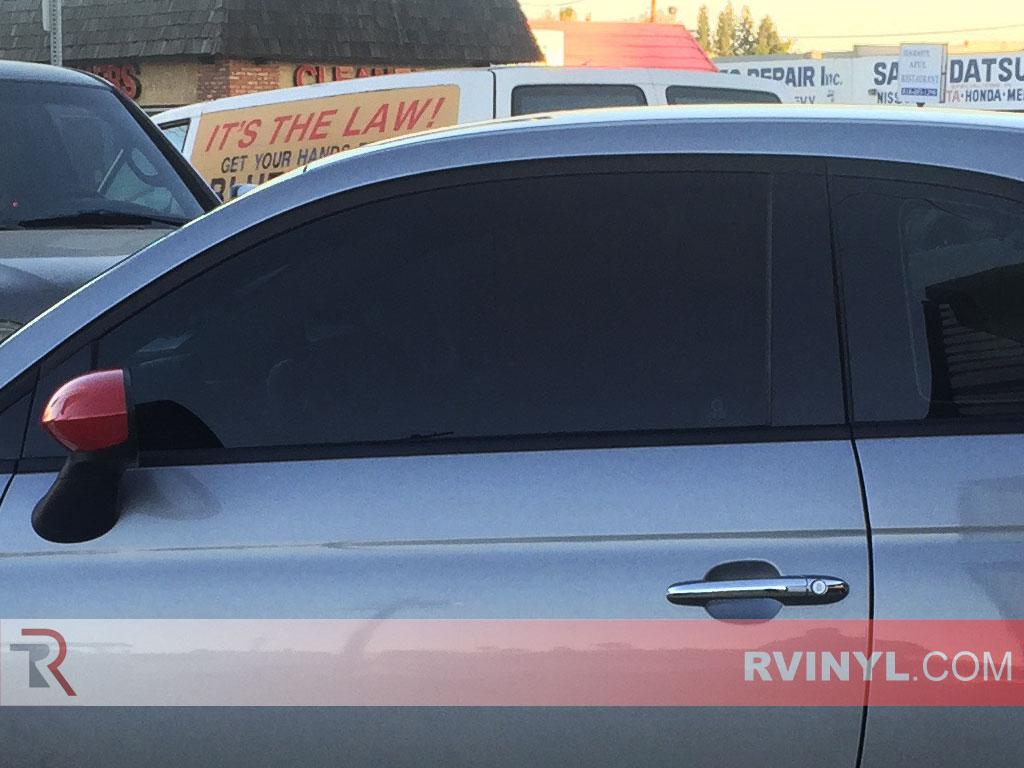 Rtint Fiat 500 2012 2017 Coupe Window Tint Kit Diy