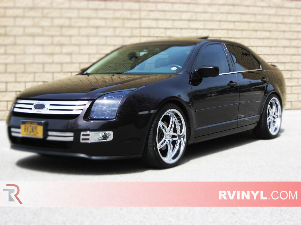Rtint™ Ford Fusion 2006-2009 Headlight Tint | Film