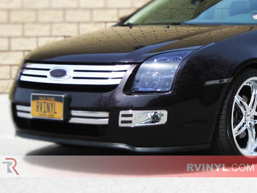 Rtint Ford Fusion 2006 2009 Headlight Tint Film