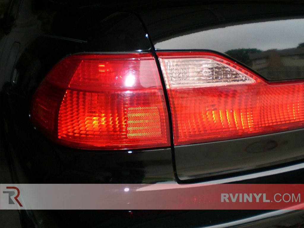 Rtint 174 Honda Accord Sedan 1998 2002 Tail Light Tint Film