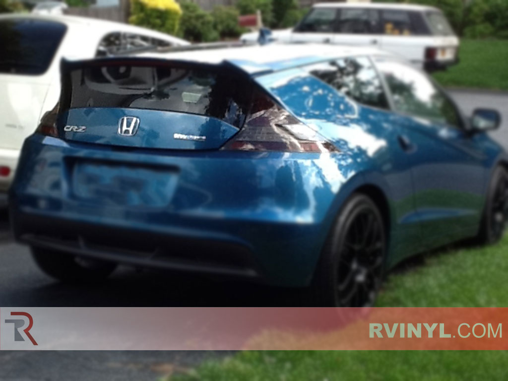 Rtint 174 Honda Cr Z 2011 2015 Tail Light Tint Film
