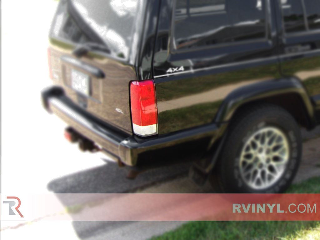 Rtint 174 Jeep Grand Cherokee 1999 2004 Tail Light Tint Film