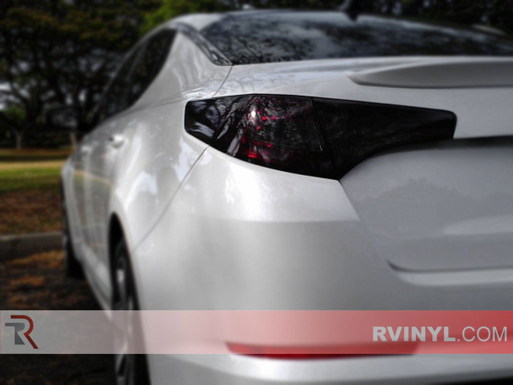 Rtint® Kia Optima 2011-2013 Tail Light Tint|Film