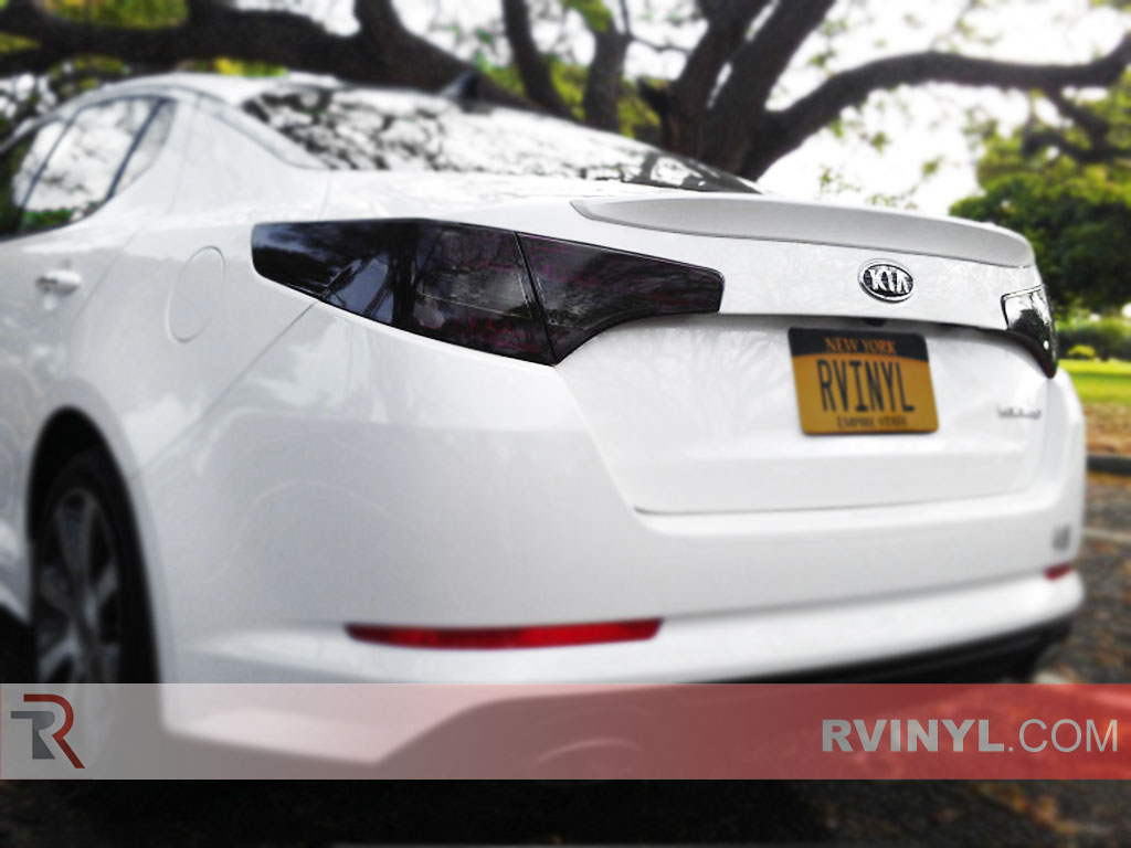 Rtint 174 Kia Optima 2011 2013 Tail Light Tint Film