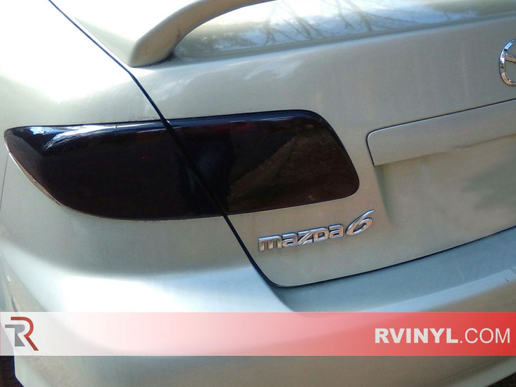 Rtint      Mazda       Mazda6       2003   2008    Tail    Light Tint Film