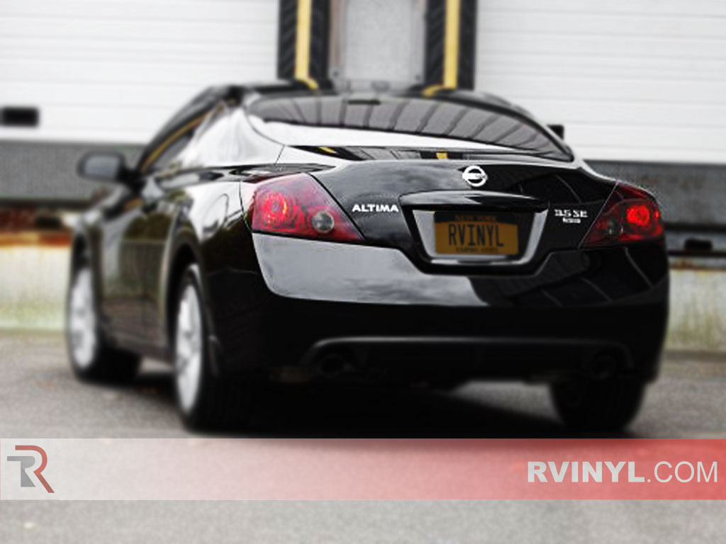 Rtint 174 Nissan Altima Coupe 2008 2013 Tail Light Tint Film