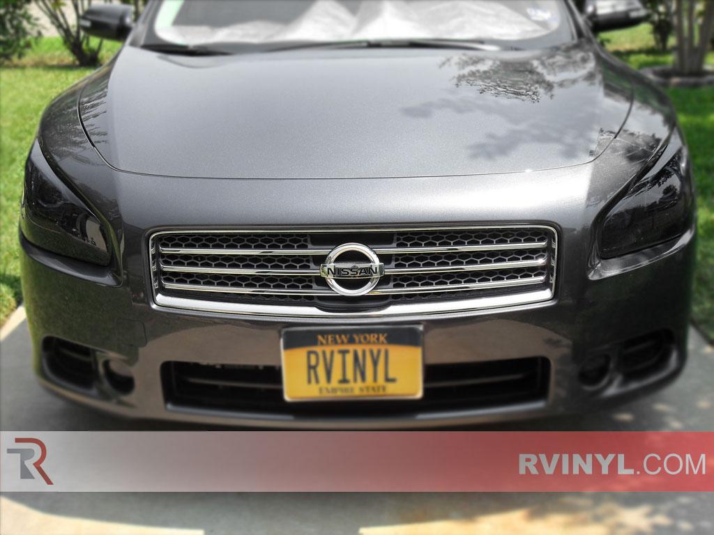 Rtint Nissan Maxima 2009 2014 Headlight Tint Film