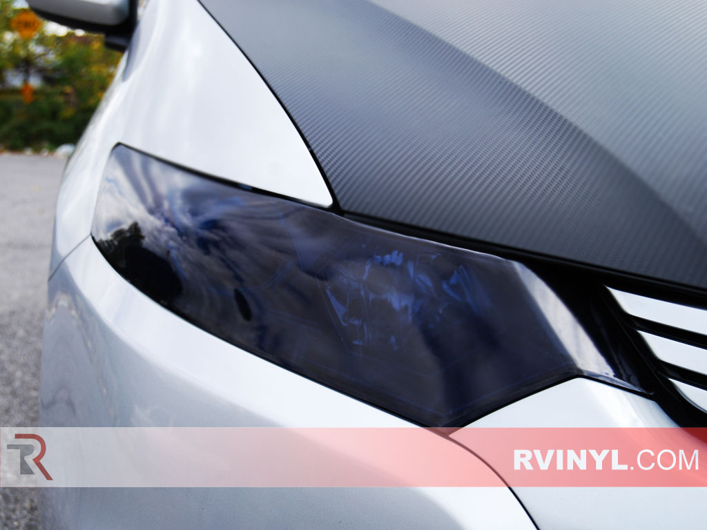 Rtint Universal Smoked Headlight Wraps Film