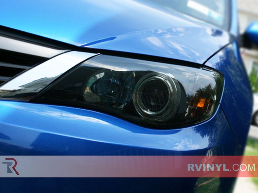 Rtint Subaru Impreza Wrx Sti 2008 2014 Headlight Tint