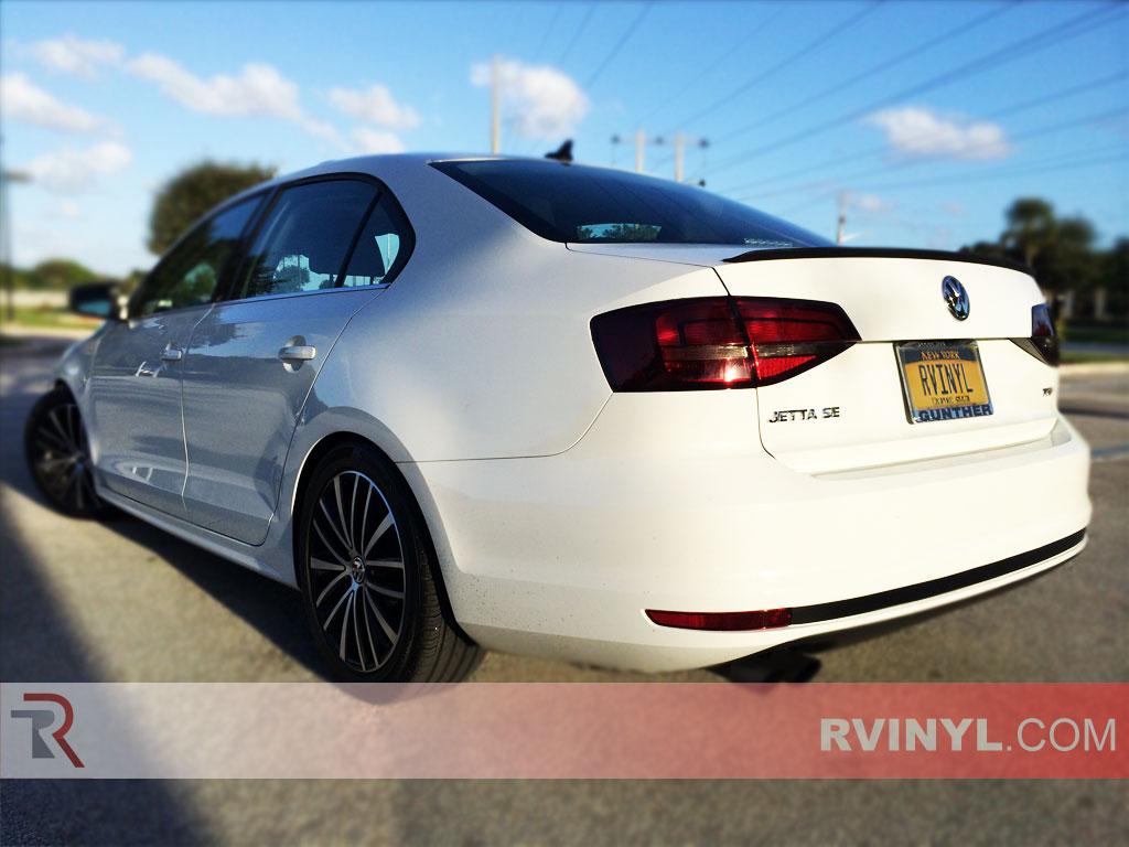 Rtint 174 Volkswagen Jetta Sedan 2011 2014 Tail Light Tint Film