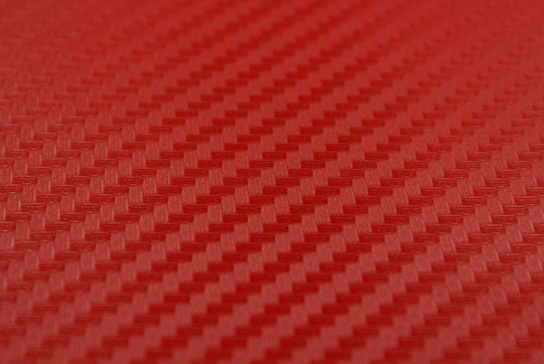 Red 3d Carbon Fiber Vinyl Wrap Red Carbon Fiber Car Wraps