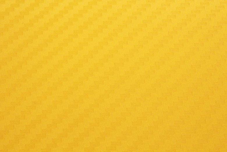 Rwraps Yellow 3d Carbon Fiber Vinyl Wrap Car Wrap Film