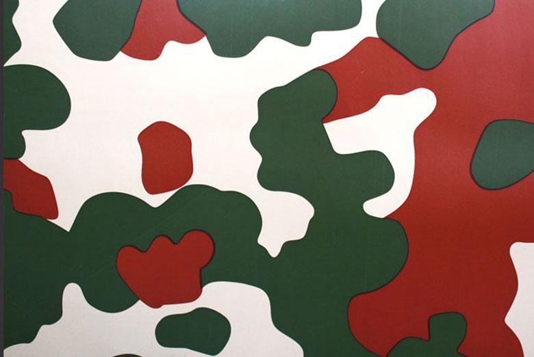 Rwraps Green Camouflage Vinyl Wrap Camo Car Wrap Film
