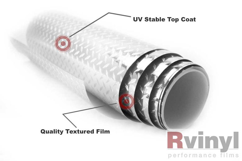 Diamond Plate Vinyl Sheets