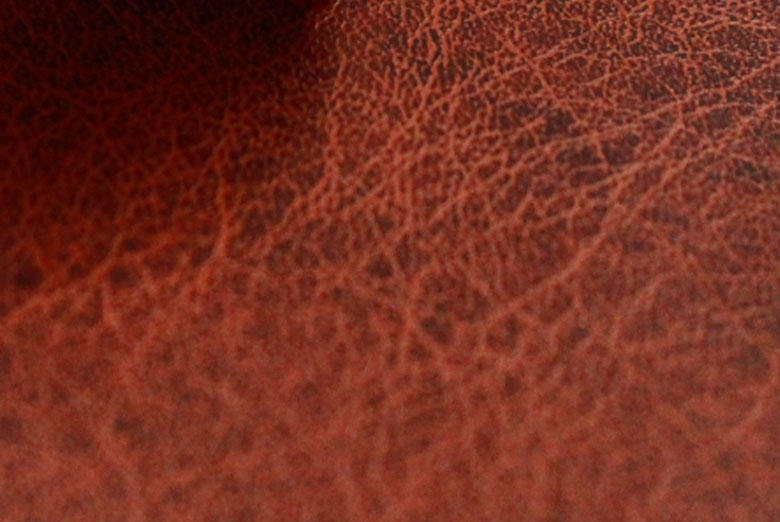 Brown Leather Vinyl Film Wraps
