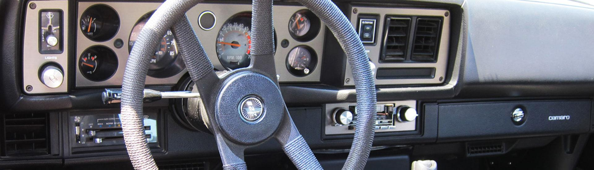 1980 Chevrolet Camaro Dash Kits