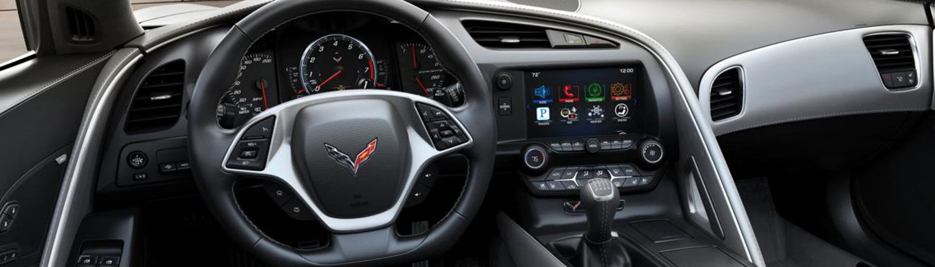 2016 Chevrolet Corvette Dash Kits