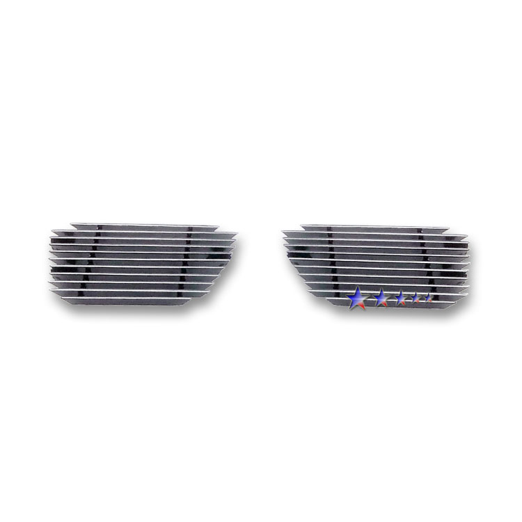 APS® Lower Black Billet Grille
