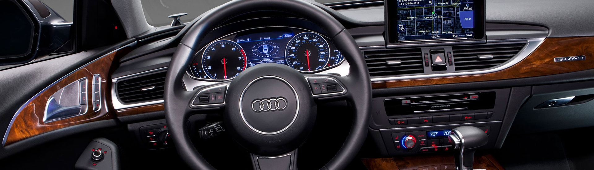 Audi Custom Dash Kits