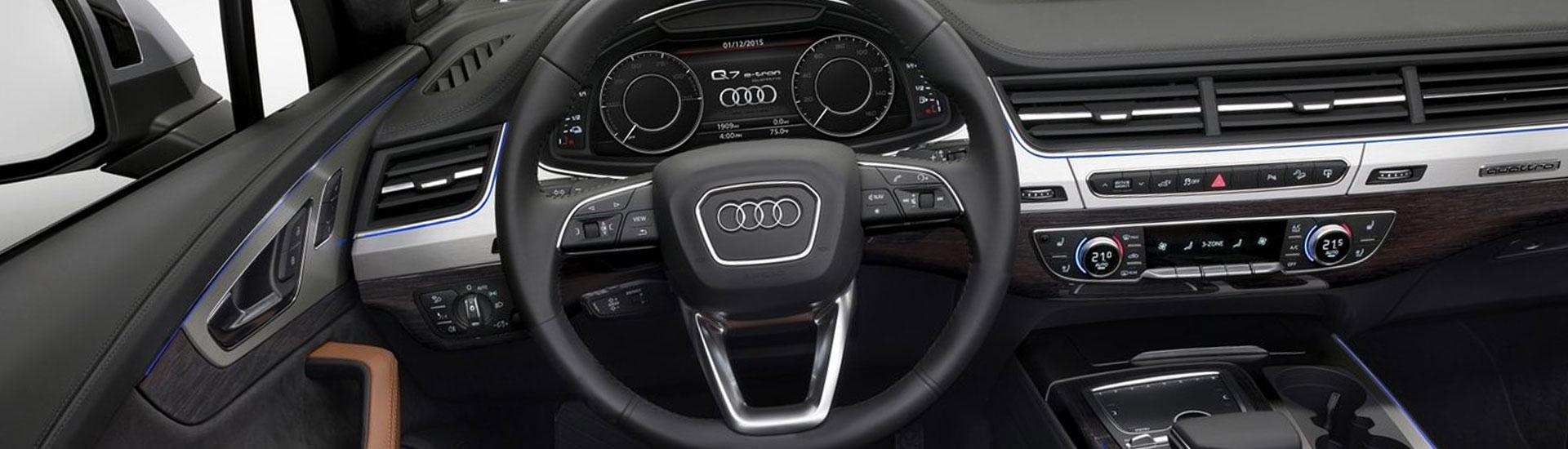 Audi Q7 Dash Kits Custom Audi Q7 Dash Kit