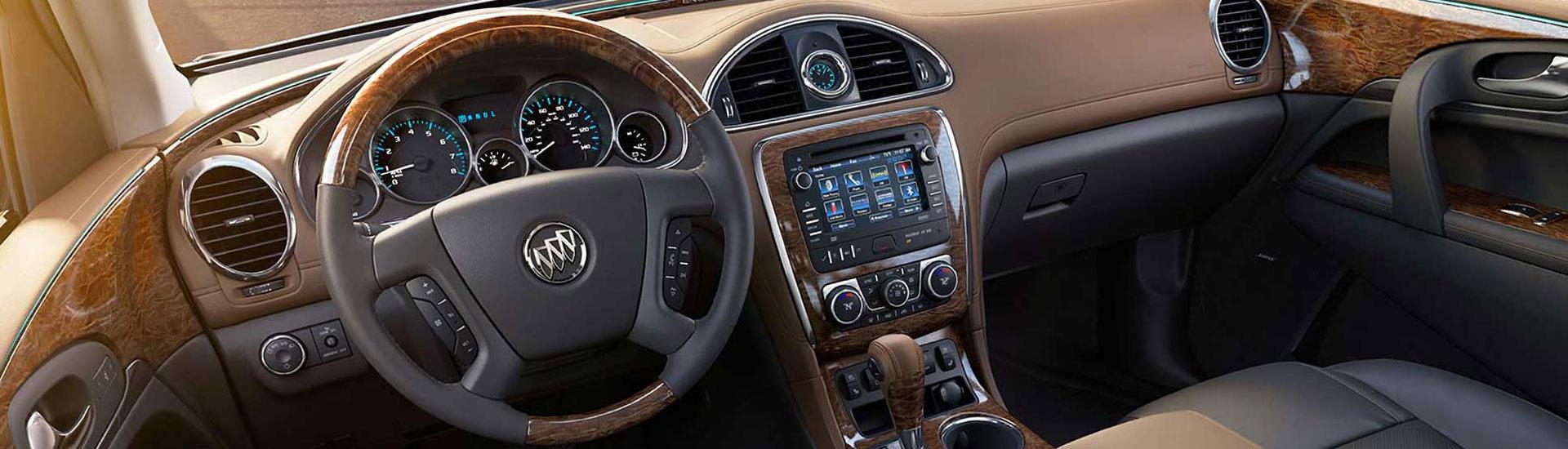 Buick Enclave Dash Kits | Custom Buick Enclave Dash Kit