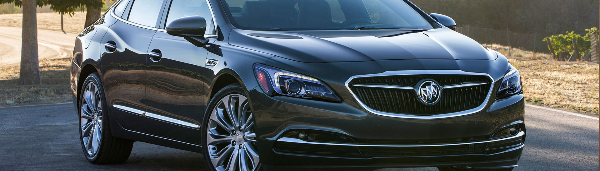 Buick Headlight Tint Covers