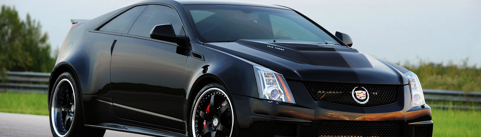 Cadillac Window Tint