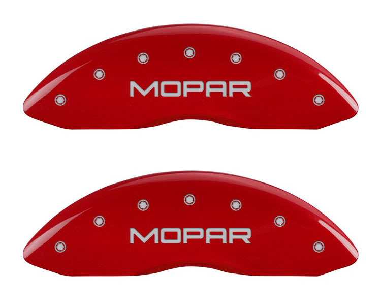 2001 Chrysler Prowler MGP Caliper Brake Covers