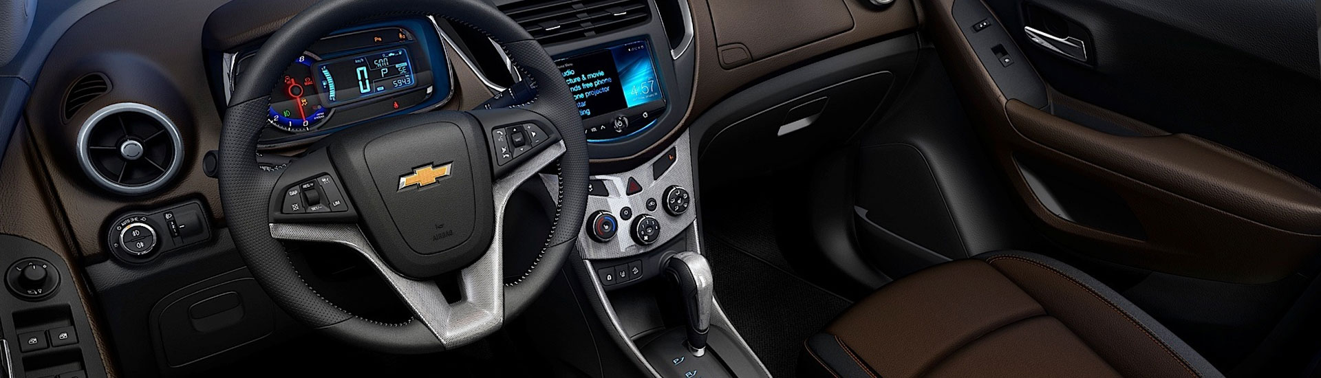 Chevrolet Trax Dash Kits