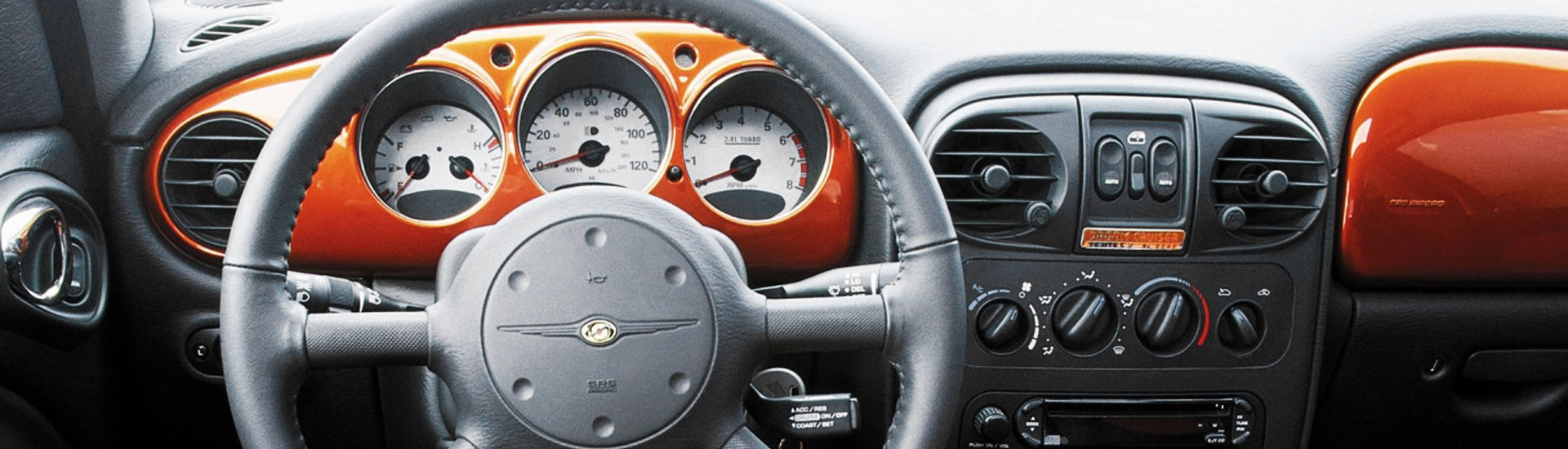 Chrysler Pt Cruiser Dash Kits Custom Chrysler Pt Cruiser