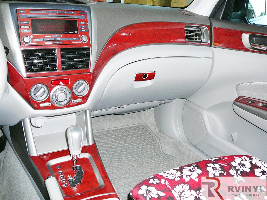2009 2013 Subaru Forester Installed Dash Kit Rebate Photos